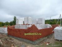 Строительство домов и коттеджей в Нижнем Новгороде фото 1