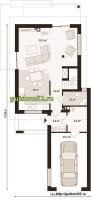 План планировка первого этажа дома