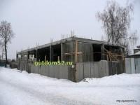 Строительство мини магазина по Проекту Ладо9