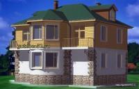 Проекты коттеджей в Нижнем Новгороде и области