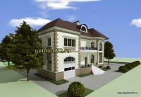 Проект дома в Нижнем Новгороде