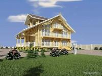проекты домов, эскиз 6
