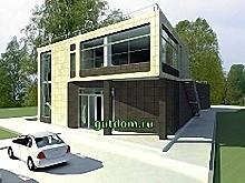 проект магазина, 220