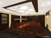 интерьер конференц-зал, проект Ладо22, эскиз 7