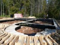гидроизоляция вертикальных внутренних частей ростверка - фото 2