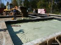 геотекстиль под слой песка с обязательной трамбовкой - фото 4