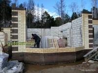 строительство дома фото 7