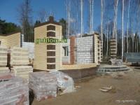 строительство дома фото 9