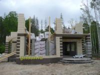 строительство дома фото 11