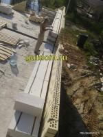 строительство дома фото 14