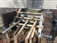 строительство дома фото 5