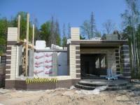 строительство дома фото 8