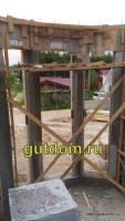 строительство дома фото 12