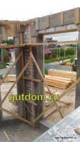 строительство дома фото 13
